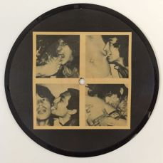 The bootleg picture disc.